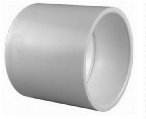 "6540-015 PVC Coupling 0.5"" Slip"