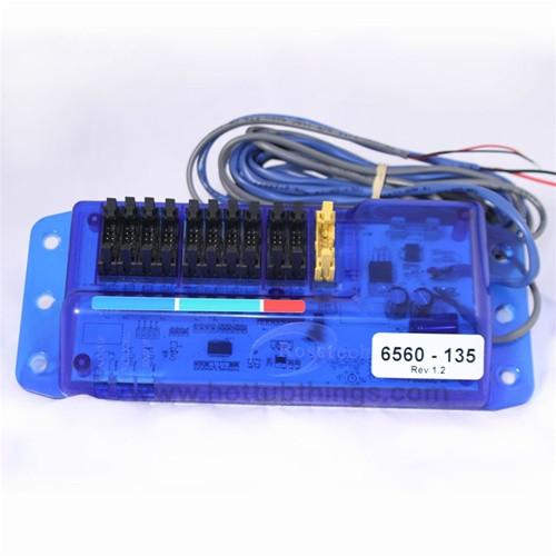 6560-135 No Zone 10 Light Controller Unit 880 Capri