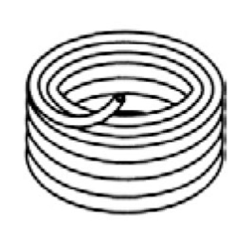 """6472-246 1.5"""" Drain Hose (sold by the foot)"""