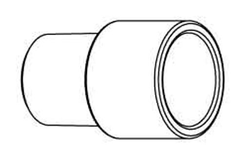 """6000-416 Pipe Extender 1"""" PVC"""