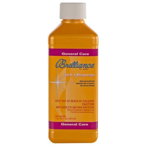 Brilliance for Spas Jet Cleanse 16oz.