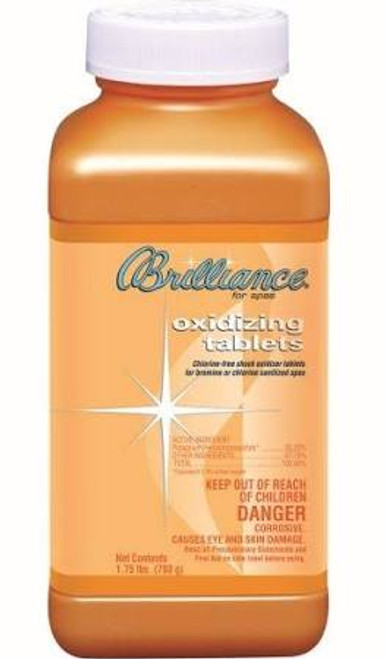 Brilliance for Spas Oxidizing Tabs 1.75lbs