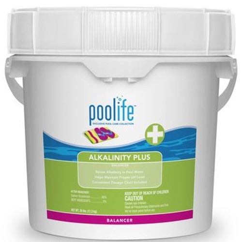 Poolife Alkalinity Plus 25lbs
