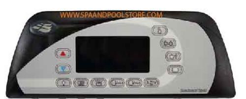 6600-882 Sundance Spas Control Panel 880 Series 06/2012-12/2012