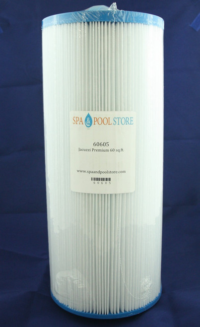 "Replacement for 6000-383A Jacuzzi Hot Tubs Filter Cartridge, 2002+ Diameter: 6-3/4"", Length: 15-1/2"""