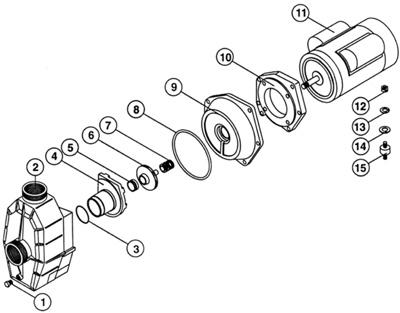 6570 023 Motor Mount Insulator 75 Quantity 2