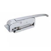 Kason 56 Series Latch Body - Brushed Chrome