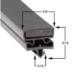 29 x 79 3/4  Styleline Gasket