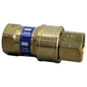 261263, 26-1263, Quick Disconnect Device, Quick Disconnect Device - 26-1263, Gas Accessories, Quick-Disconnects, DORMONT, NIE9124-B, NIE9124-BC, NIE9124-C