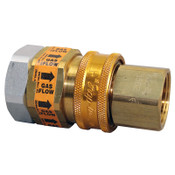 261264, 26-1264, Quick Disconnect Device, Quick Disconnect Device - 26-1264, Gas Accessories, Quick-Disconnects, DORMONT,