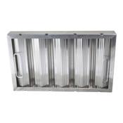 261758, 26-1758, Baffle Filter, Baffle Filter - 26-1758, Hood Filters, Aluminum, ,