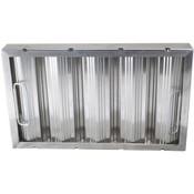 261762, 26-1762, Baffle Filter, Baffle Filter - 26-1762, Hood Filters, Aluminum, ,