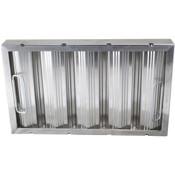 261766, 26-1766, Baffle Filter, Baffle Filter - 26-1766, Hood Filters, Galvanized, ,
