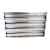 261773, 26-1773, Baffle Filter, Baffle Filter - 26-1773, Hood Filters, Stainless Steel, ,