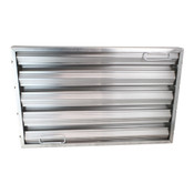261774, 26-1774, Baffle Filter, Baffle Filter - 26-1774, Hood Filters, Stainless Steel, ,