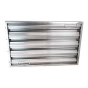 261777, 26-1777, Baffle Filter, Baffle Filter - 26-1777, Hood Filters, Stainless Steel, ,