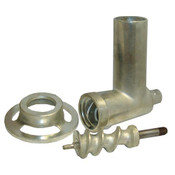 263753, 26-3753, Ring, Worm & Cylinder, Ring, Worm & Cylinder - 26-3753, Meat Chopper Parts, Chopper Sub-Assemble, UNIWORLD, UNW812HRWC