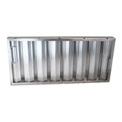 263892, 26-3892, Filter, Grease - 12X20X2, Filter, Grease - 12X20X2 - 26-3892, Hood Filters, Aluminum, ,