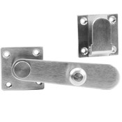 266209, 26-6209, Latch,Throw , Latch,Throw  - 26-6209, Door Hardware, All-Purpose Throw Latch with Keeper, ,