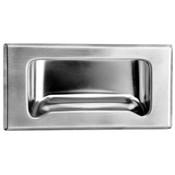 266251, 26-6251, Pull,Recessed, Pull,Recessed - 26-6251, Door Hardware, Pulls, ,