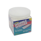 281525, 28-1525, Wobble Wedge (30/Pkg), Wobble Wedge (30/Pkg) - 28-1525, Levelers and Glides, Wobble Wedges, ,
