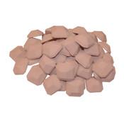 281563, 28-1563, Briquettes, Deluxe, Briquettes, Deluxe - 28-1563, Briquettes & Lava Rocks, Deluxe Ceramic Briquettes, Bakers Pride, BKPT1048A, BKPT1048X