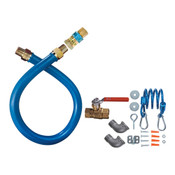 "321828, 32-1828, Hose Kit, Gas - 1/2"" X, Hose Kit, Gas - 1/2"" X - 32-1828, Gas Hoses, Gas Hose Kit, DORMONT,"