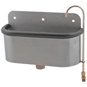 "561464, 56-1464, Dipperwell 10"" S/S, Dipperwell 10"" S/S - 56-1464, Faucet Parts and Dipperwells, Side Mount Dipperwell, ,"