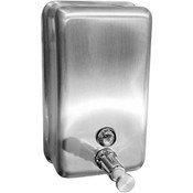 761157, 76-1157, Soap Vertical Dispense, Soap Vertical Dispense - 76-1157, Restroom Hardware and Accessories, Soap Dispenser, ,