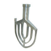 761246, 76-1246, Beater/Paddle, Beater/Paddle - 76-1246, Mixer Attachments and Bowls, Flat Beater/Paddles, HOBART, HOB00-023126, HOB00-275459, UNWUM-20FB