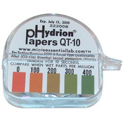851285, 85-1285, Paper, Test - Qt10, Paper, Test - Qt10 - 85-1285, Test Strips, Water Test Strips, ,