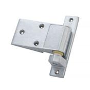 Kason 1255 Pacesetter Hinge - Brushed Chrome - 11255000004