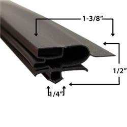 23 3/4 x 57 1/2 Turbo Air Gasket