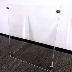 U-Shape Acrylic Safety Barrier (GGUSASB)
