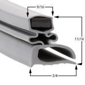 26 3/4 x 55 1/2 Kelvinator Gasket