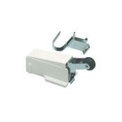 CHG R55 Hydraulic Door Closer and Hook - Flush - R55-1010