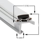 50 x 77 1/2 American Panel Gasket