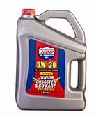 Lucas Oil 5W 20 Jr. Dragster Oil (5 quarts)
