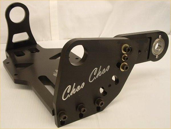 Choo Choo Clutch/Motor/Flywheel Support Kit - Nic Woods Racing