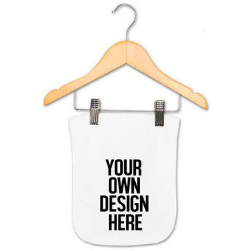 Design Your Own Personalised Burp Cloth