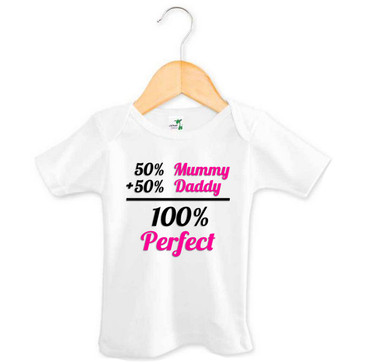 Baby Girl 100% Perfect Tee