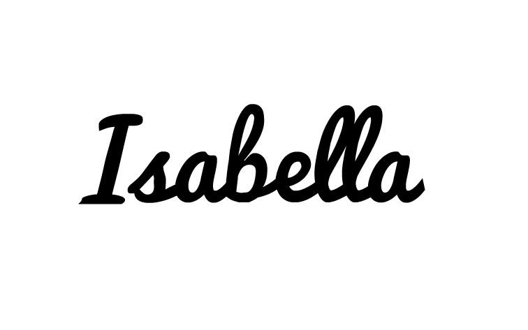 Black Cursive Baby Name Tee Personalised Products Word