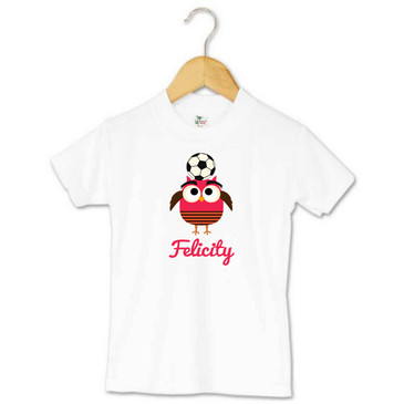 Personalised Toddler T-shirt - Felicity