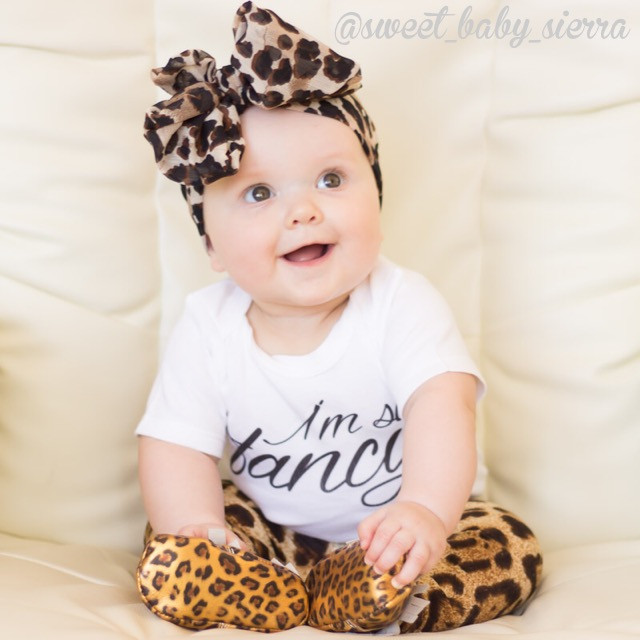 I M So Fancy Personalised Baby Tee Baby Name Gifts
