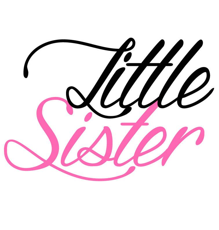 Little Sister Onesie Personalised Baby Amp Toddler