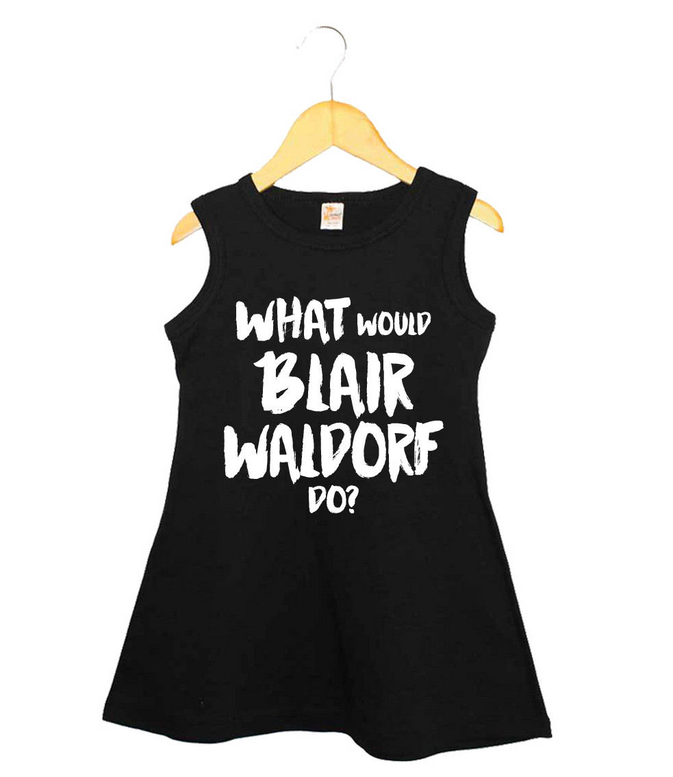 ebef49909 What would Blair Waldorf do Dress