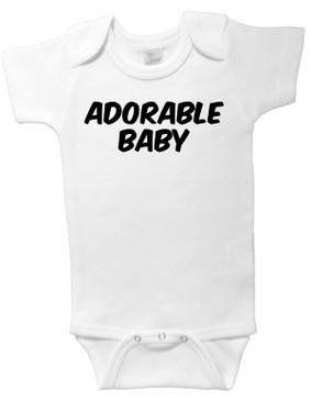 SALE Adorable Baby Onesie - 0-3m