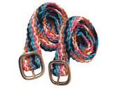 Multi Coloured Spur Straps