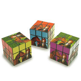 Cube Horse Puzzle