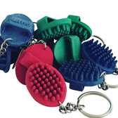 Key Ring - Curry Comb